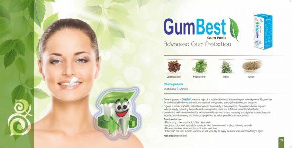 GumBest Gum Paint